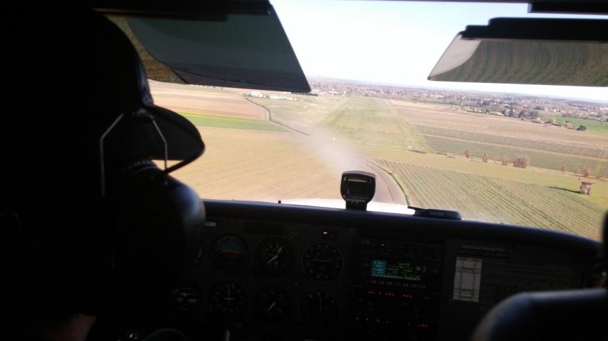 formule découverte pilotage d'un avion