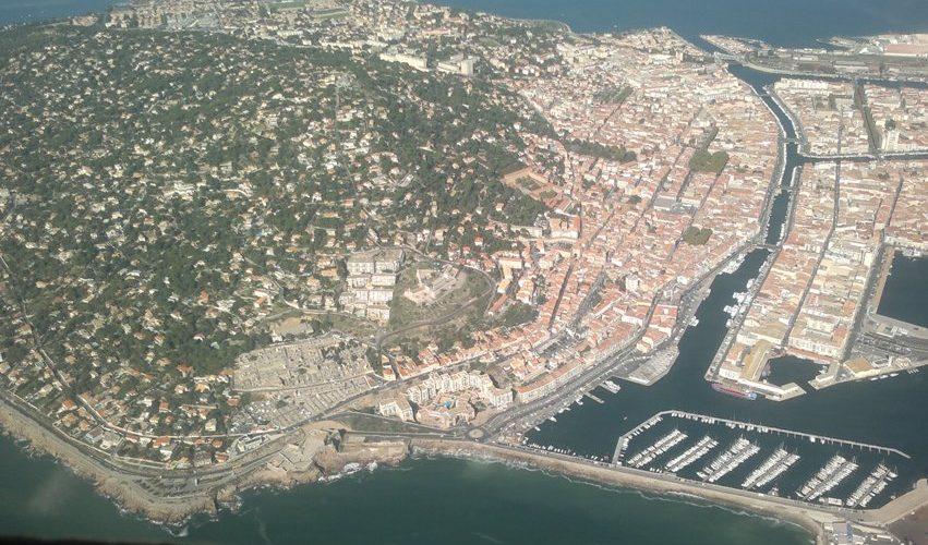 Vol découverte à Montpellier
